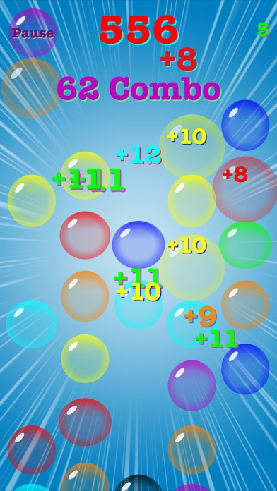 Screenshot #1 pour Bubble Popper - For Kids, Boys & Girls!!!