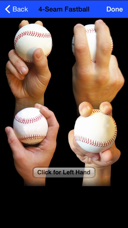 Pitching Hand Pro screenshot-0