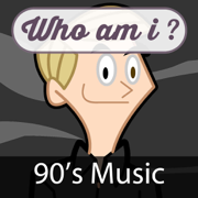 3D Who am i ? - 90's Music Edition