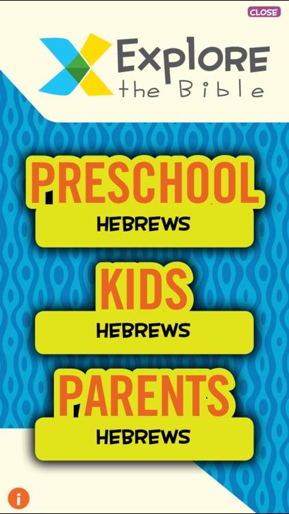 Explore the Bible: Kids