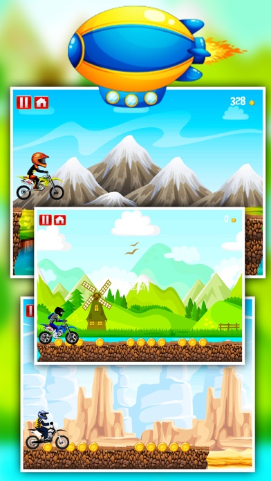 super bike race - The Arcade Creative Game Edition-3