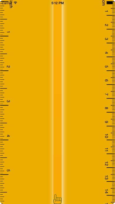 Digital Ruler - Pocket Measure screenshot one