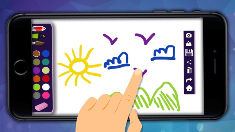 Doodle on images with your finger - Premium screenshot-3
