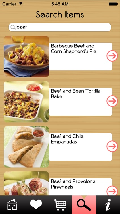 Old El Paso Recipes screenshot-4