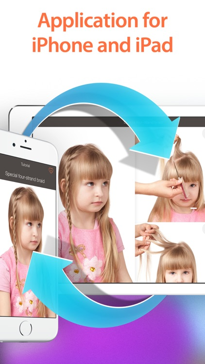 Wow Hairstyles for Girls and Young Ladies. 400+ Braid Hair Tutorials for Little Princesses with Step-by-Step Photos screenshot-4