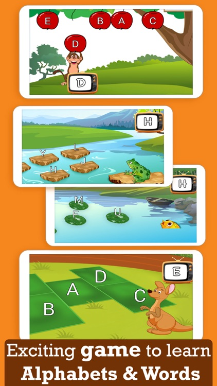 ABC for kids - Preschool games for learning Alphabet Letters and Phonics screenshot-3