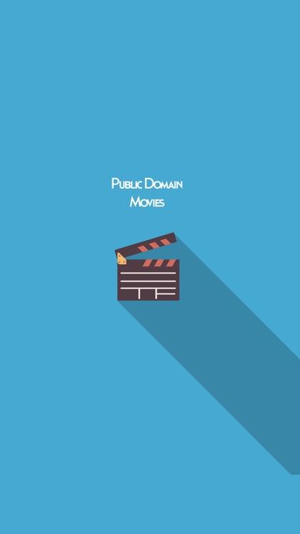Public Domain Movies screenshot-0