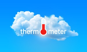 Thermometer and Forecast