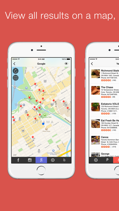 Localscope - Find places and people around you screenshot three