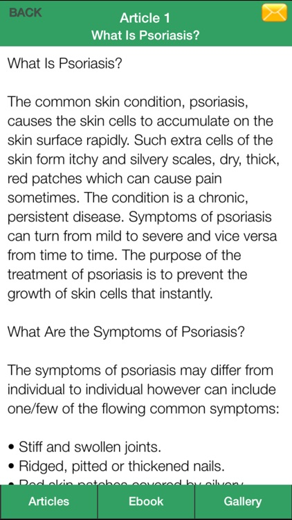 Psoriasis Guide - Learn How to Treat Your Psoriasis Naturally! screenshot-4