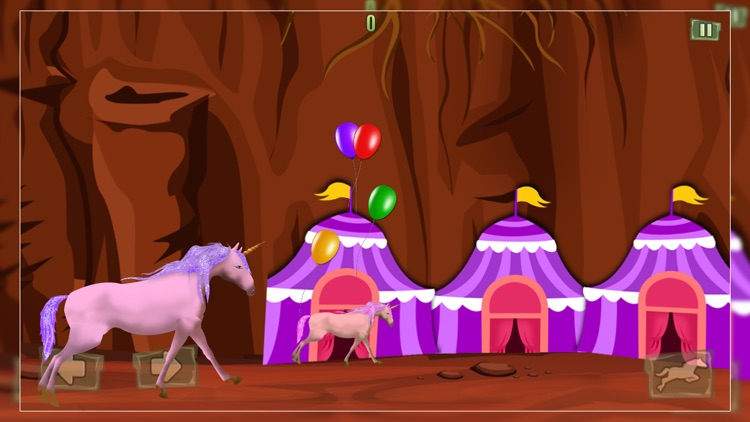 Mad Circus Escape : The Horse Race To Escape the Freak Show
