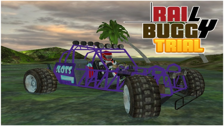 Rail Buggy Trial screenshot-3