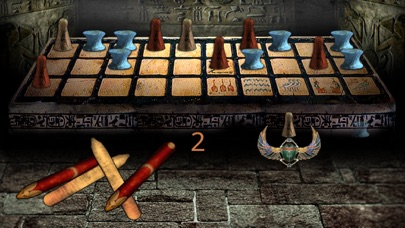 Egyptian Senet (Ancient Egypt Game Of The Pharaoh Tutankhamun-King Tut-Sa Ra) Screenshot 3