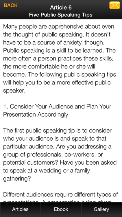Public Speaking Guide - How To Magnetize & Amaze Your Audience! screenshot-4