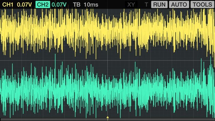 Oscilloscope screenshot-4