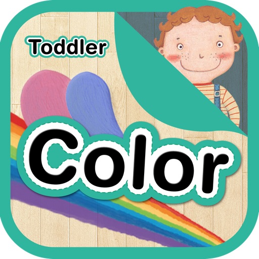 Toddler Color (Free Version) icon