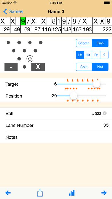 12 Strikes Bowling Tracker