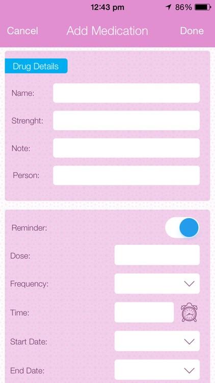 My IVF Tracker