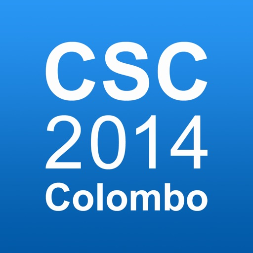 CSC Sri Lanka 2014 icon