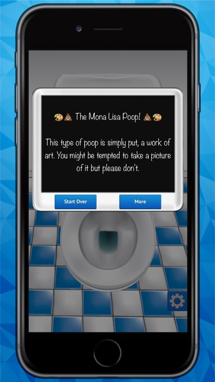 The Poo Calculator - A Funny Finger Scanner with Bathroom Humor Jokes App (FREE)