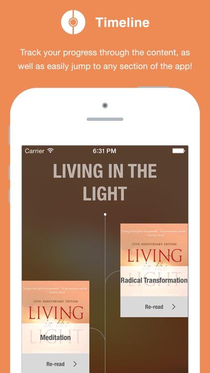 Living in the Light by Shakti Gawain