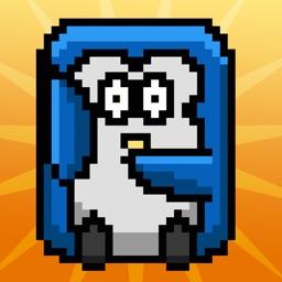 Slice The Ice FREE - Fun Penguin Games For Kids: Lumberman On An Iceberg Edition