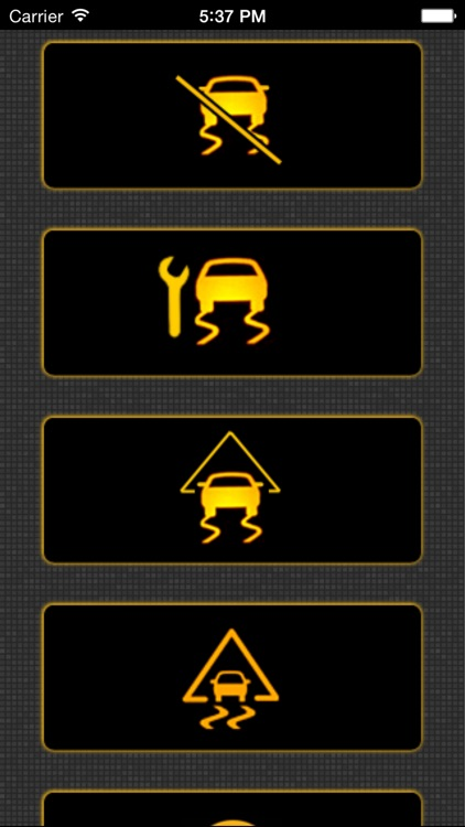 App for Mazda with Mazda Warning Lights and Road Assistance screenshot-3