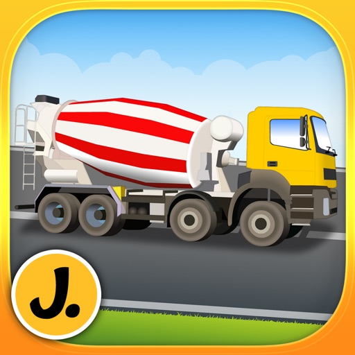 Kids & Play Cars, Trucks, Emergency & Construction Vehicles Puzzles – Free