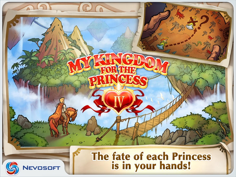 My Kingdom for the Princess IV HD Lite Cheat Codes