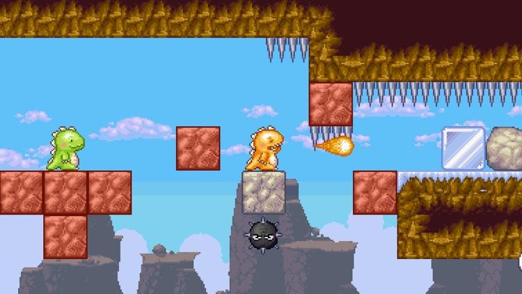 Dinofour screenshot-4