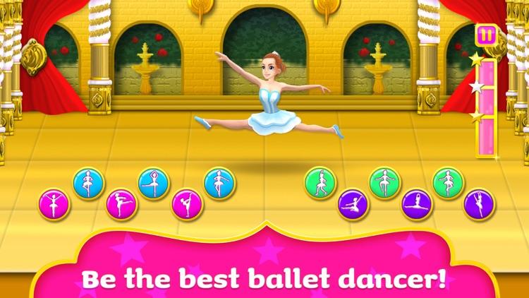 Ballet Dancer Competition screenshot-4