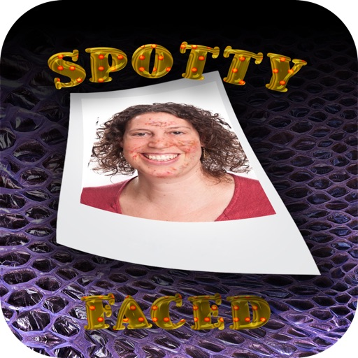 SpottyFaced - The Spotty Freckle Geek Booth