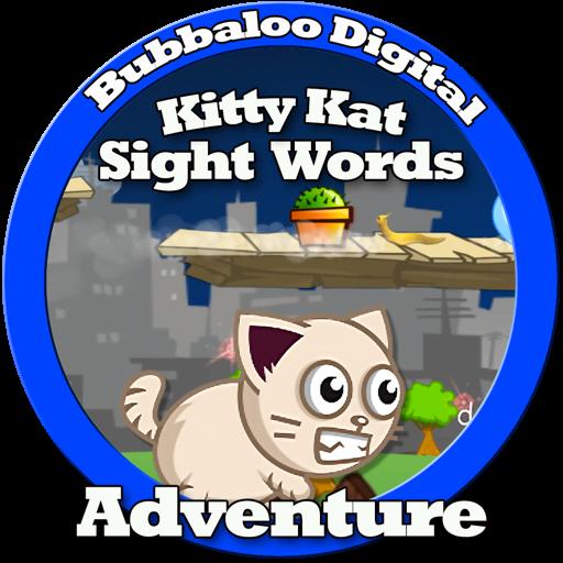 Kitty Kat Sight Words Adventure
