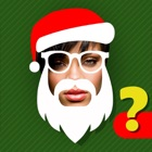 Christmas Factor Celebrity Santa Guess Who Pics Trivia Quiz - The Free App icon