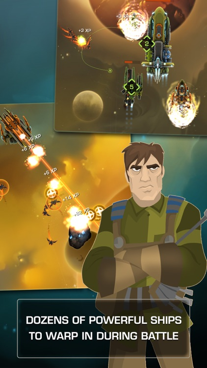 Strikefleet Omega screenshot-3