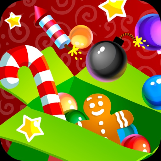 Christmas Sweeper - Relaxing Match-3 Puzzle Game icon
