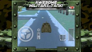 病みつき運転とレーシングチャレンジゲーム無料で3D戦車駐車場ゲームのおすすめ画像3