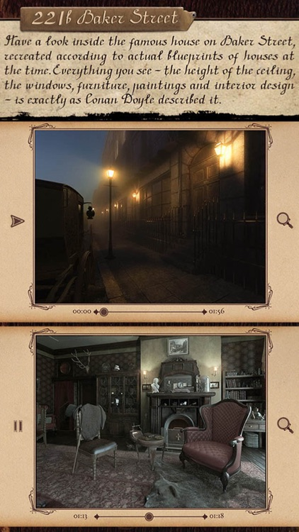 SHERLOCK: Interactive Adventure screenshot-2