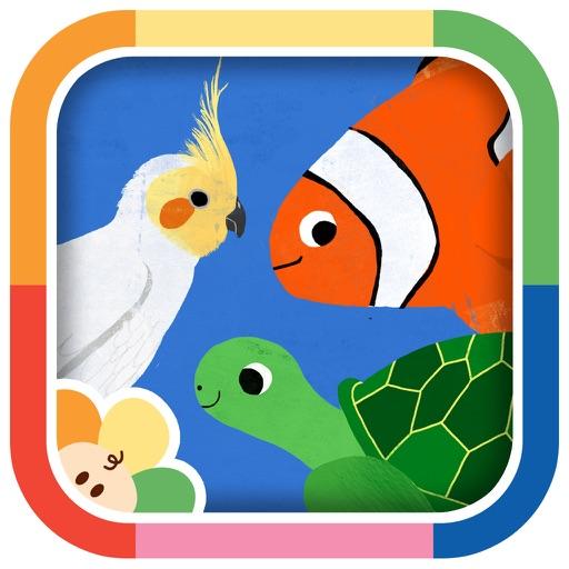 Animal Match Up PRO by BabyFirst