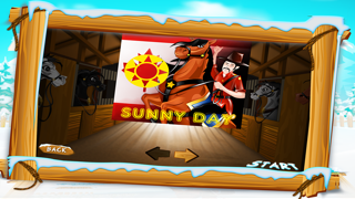 Canadian Mounted Police Horse Training : The Agility Test Racing Course - Free-2