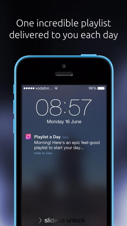 Playlist a Day