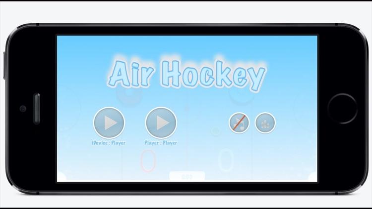 Air Hockey - Snow Party+