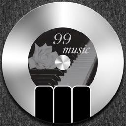 钢琴曲99首  经典世界名曲大合辑免费离线版
