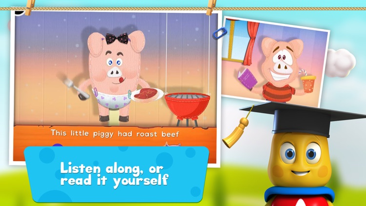 Little Piggy:  TopIQ Storybook For Preschool & Kindergarten Kids