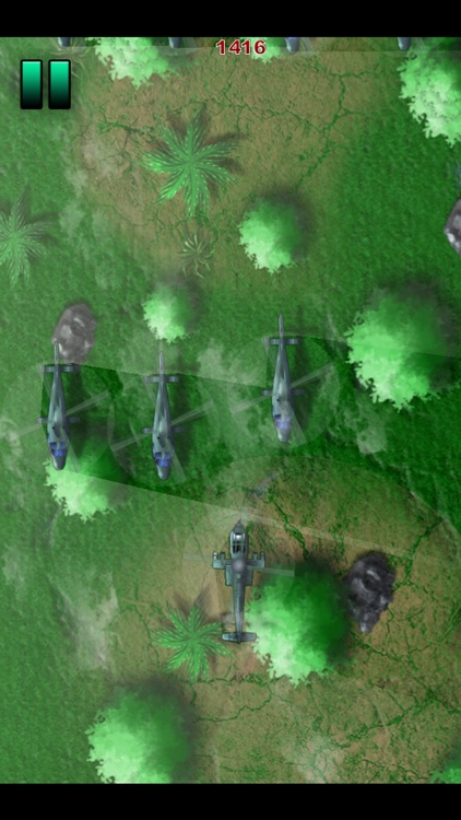 Ace Choppers - Free Apache Helicopter World War Game screenshot-3