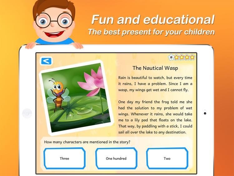 I Read Lite – Basic Primer (Reading Comprehension for Kids) screenshot-4