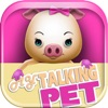 My Talking Pet - virtual pig with free mini games for kids