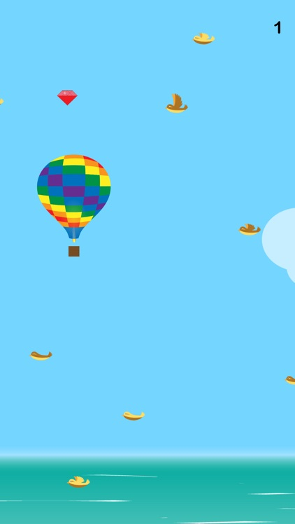 Balloon Ride - An Adventure With Birds screenshot-4