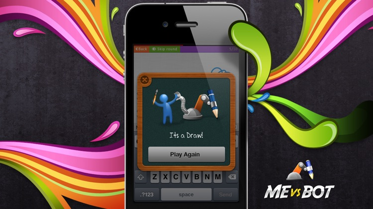 Sketch W Friends - Multiplayer Drawing and Guessing Games for iPhone screenshot-4