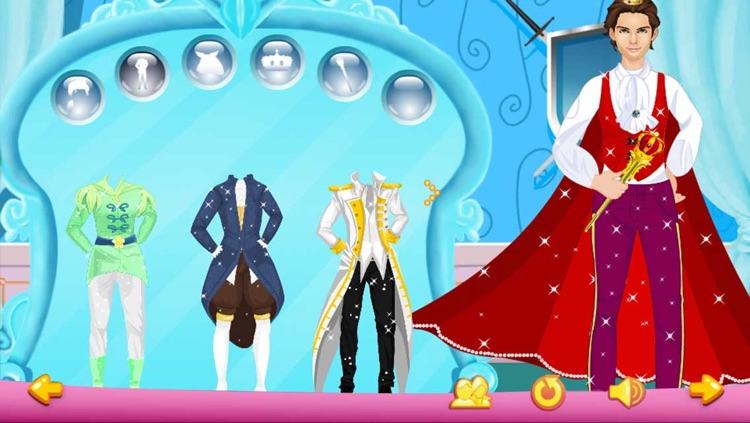Dress Up - Princess screenshot-3